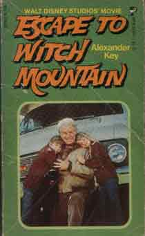 Escape to Witch Mountain Alexander Key